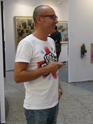 Un ritratto di Riccardo Costantini