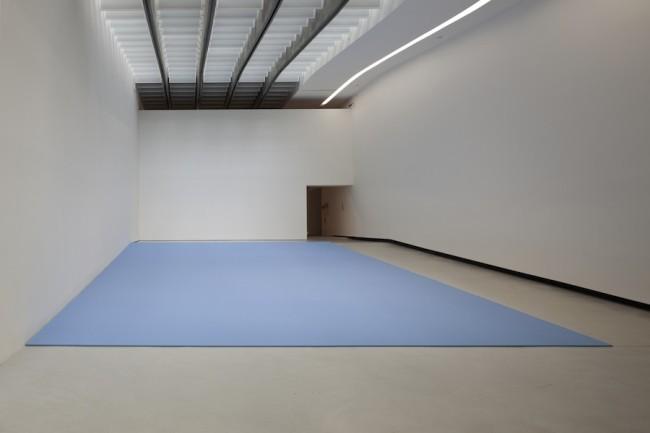Ettore Spalletti, Voce bassa, 2014 Courtesy Fondazione MAXXI, Roma Foto Werner J. Hannappel