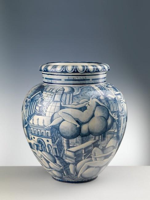 Gio Ponti, Vaso delle donne e delle architetture