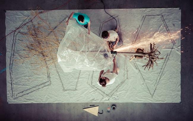 JAŠA, Crystal C, Pioneer Works Center for Art and Innovation, New York, 2014: Foto: Matthew McNulty. Courtesy dell'artista