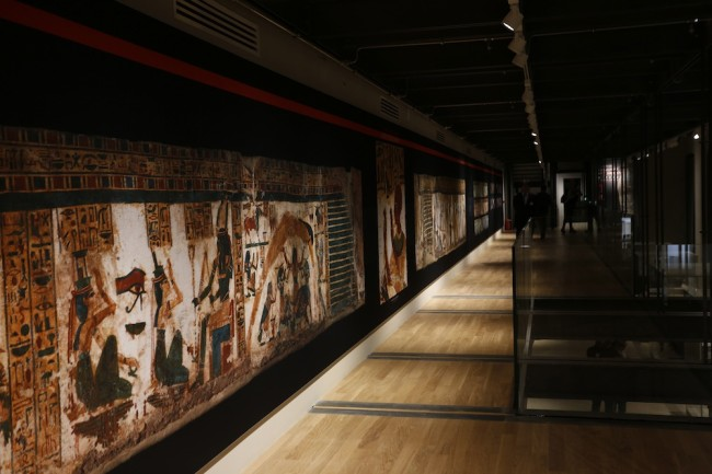Epoca predinastica, Museo delle Antichità Egizie di Torino