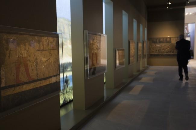 Tomba di Iti e Neferu, Museo delle Antichità Egizie di Torino