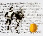 Mr. Savethewall, Vero italiano, 2015,  spray, acrilico e stencil su carta, plexiglass, cm 50x70