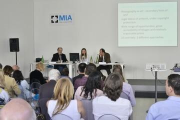 Cristina Manasse con Mauro Fiorese, W.M. Hunt. Foto: Michele Tarantini