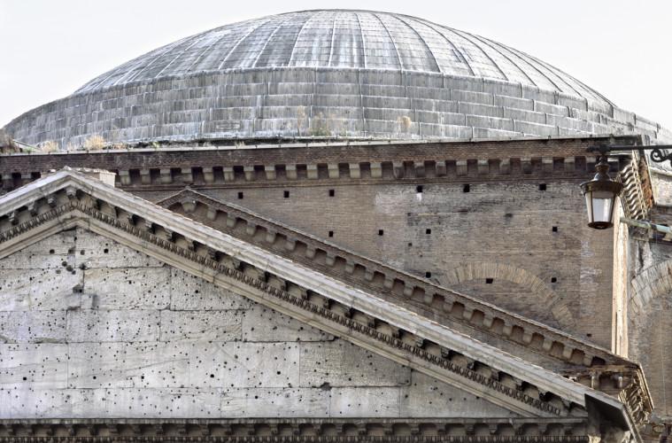 Camilla Borghese, ore 14.04 Pantheon, courtesy Spazio Nuovo