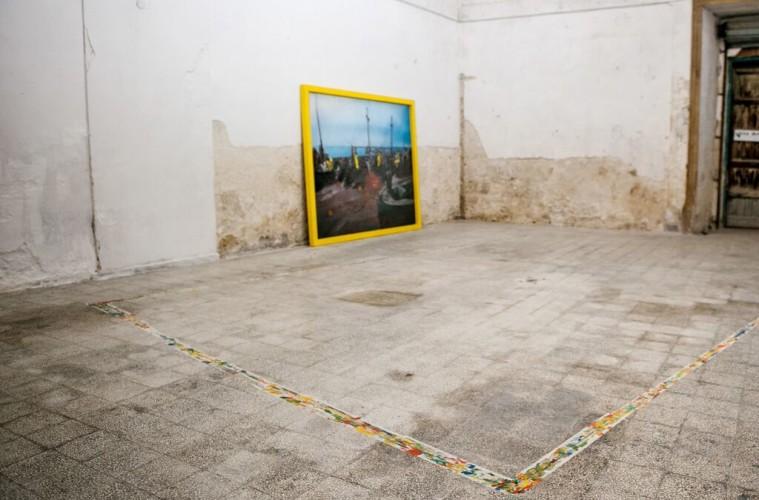 Francesco Lauretta, Una nuova mostra di pittura, 2014, Palazzo Beneventano, Scicli