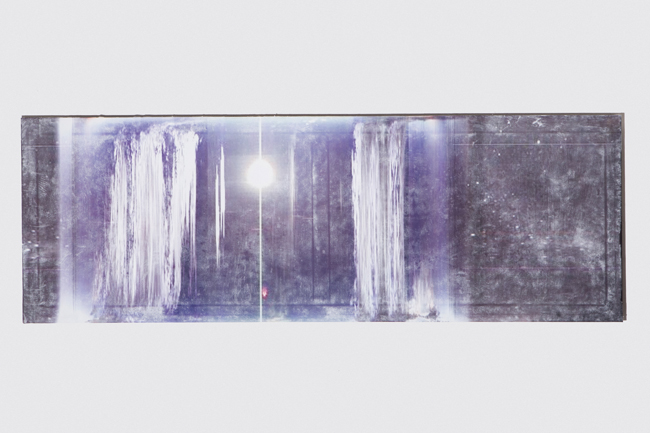Raluca Andreea Hartea, 18 febbraio 2015 h0419 cm68x198 tecnica mista su tela