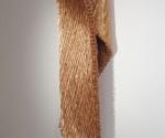 Antonella Zazzera, Armonico CCXXIX, 2015, fili di rame, 118x36x23 cm