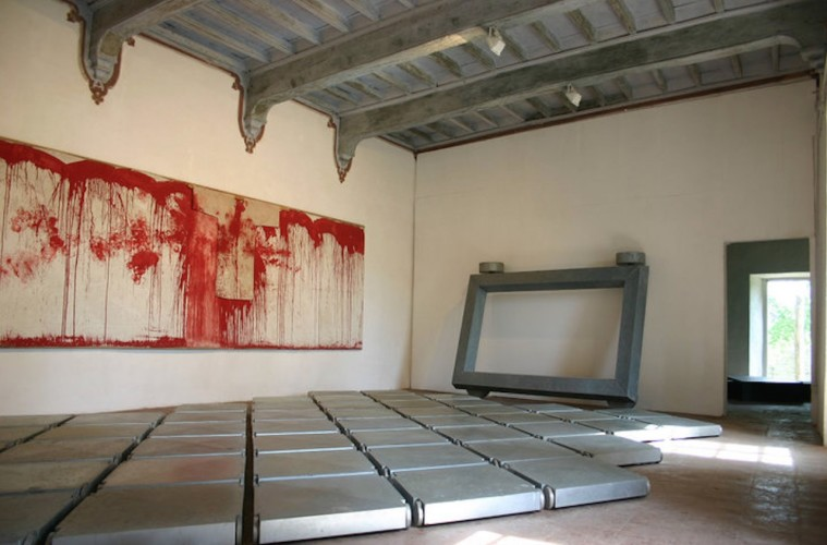 Umberto Cavenago e Hermann Nitsch, Castello di Rivara – Museo d'Arte Contemporanea, Rivara (TO)