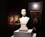 Arte lombarda dai Visconti agli Sforza. Milano al centro dell'Europa, veduta della mostra, Palazzo Reale, Milano