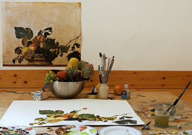 Elisa Strinna, Sulla natura morta, 2011-15