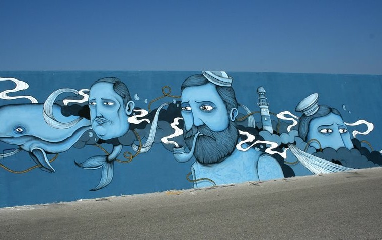 Fabrizio Sarti, Sea, Vedo a colori, 2014