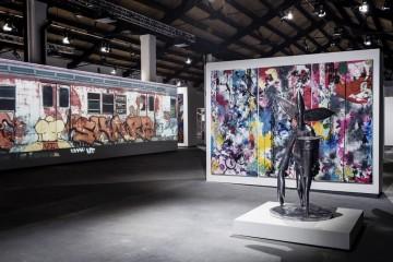 The Bridges of Graffiti, Arterminal - Terminal, Venezia (Futura e Henry Chalfant) Photo credits Andrea Bastoni