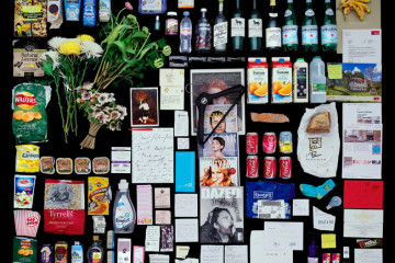Kate Moss, Bruno Mouron et Pascal Rostain, Autopsie Courtesy Artcurial