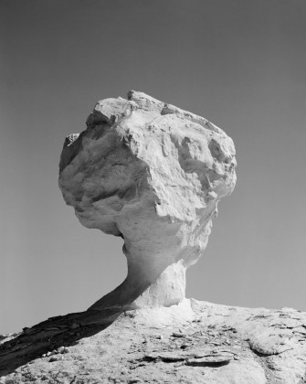 Darren Harvey-Regan, The Erratics (exposure #3), 2015 Fiber-based print/Stampa su carta baritata 75x60 cm Courtesy l'artista e Galleria Passaggi, Pisa