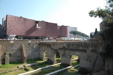 Giuseppe Terragni_Progetto per Palazzo Littorio_credits Casa dell'Architettura di Roma