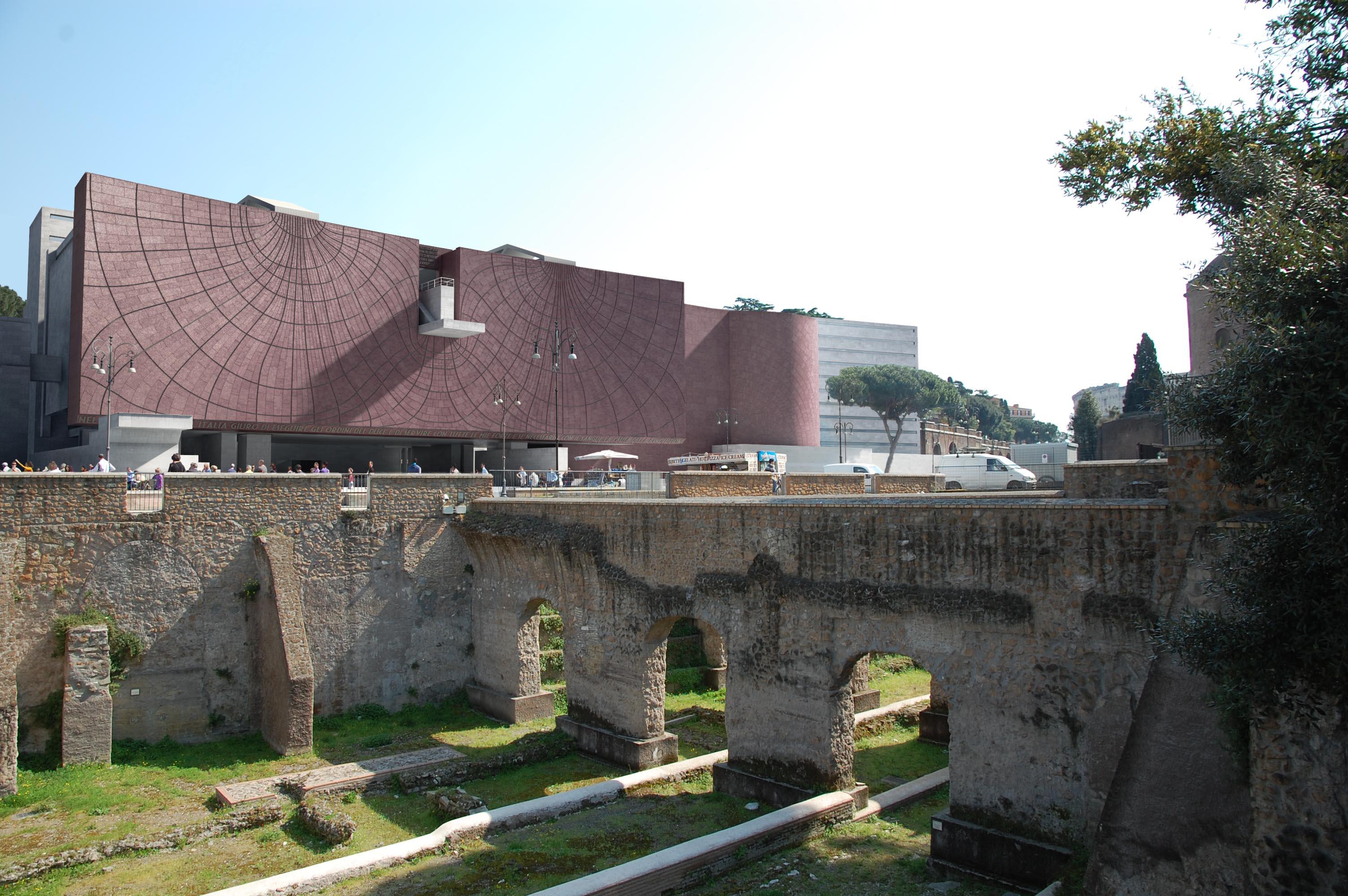 Giuseppe terragni a roma in chiave critica espoarte for Studi di architettura roma