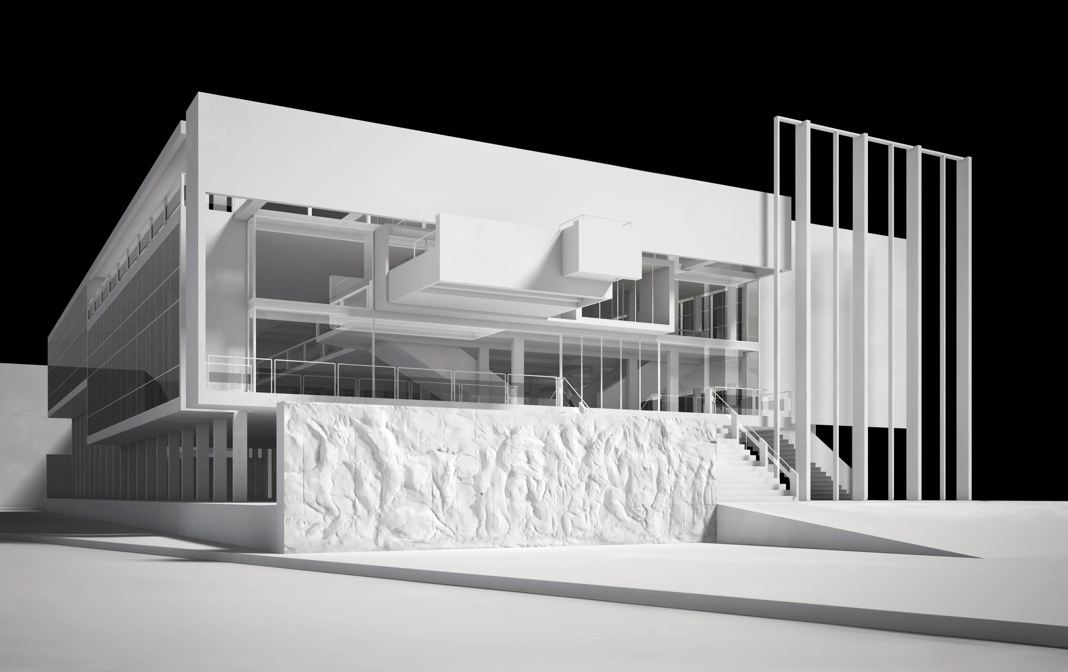 Giuseppe terragni a roma in chiave critica espoarte for Architecture t scale