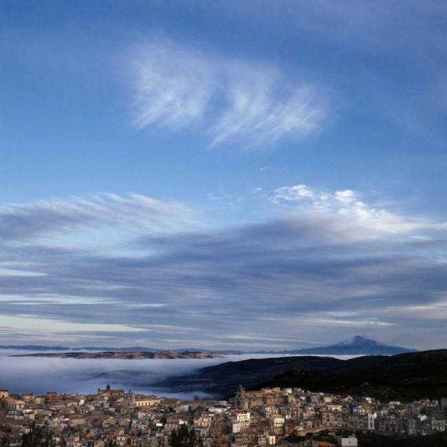 Panoramica, Chiaramonte Gulfi