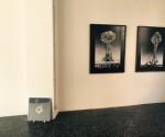 veduta della mostra WHY DO I WANT TO GO TO MARS A CURA DI MARTINA CAVALLARIN  Whitelight Art Gallery, Milano