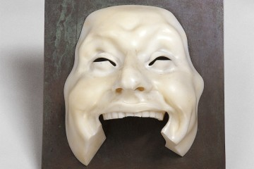 Adolfo Wildt, Maschera dell'Idiota