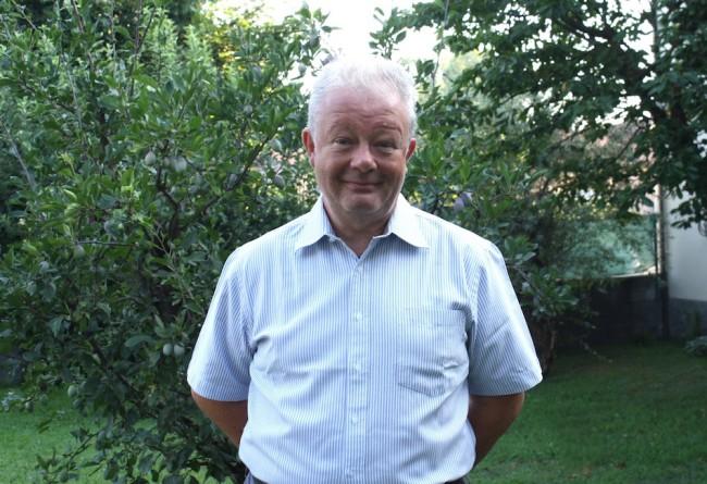 Luca Morari, general manager di Divita
