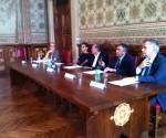 Conferenza stampa di presentazione delle autorità