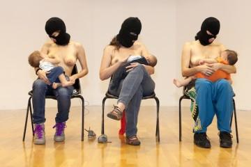 """A continuación… Videoperformance, 4' 09"""", Museo de Arte Contemporáneo de Caracas, 2012"""