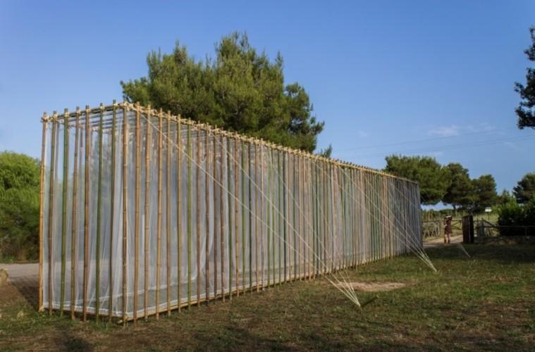Porta del Parco Archeologico, Il cammino delle Lase, Parco Archeologico di Baratti e Populonia