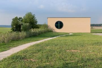 Herzog e de Meuron, Ricola Herb Center, Laufen (Svizzera)