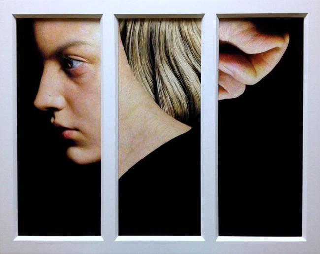 Taisuke Mohri, Untitled, pencil on paper. cm30x52x4 © Viasaterna - Frantic