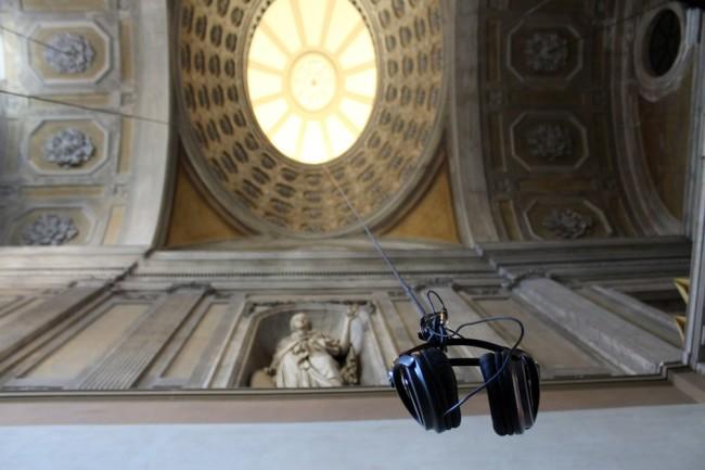 #nuovicodici, sezione #parvenzedistato (Giovanni Gaggia), Palazzo Stanga Trecco, Cremona