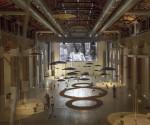 Yuval Avital, ALMA MATER, veduta del progetto alla Cattedrale della Fabbrica del Vapore, Milano  © R. Sanzone
