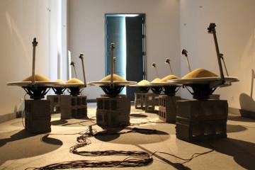 A Sicilian Walk, Collezione Museo Riso (PA), Sebastiano Mortellaro, La possibilità negata, 2010. Foto: Giulia  Banchieri
