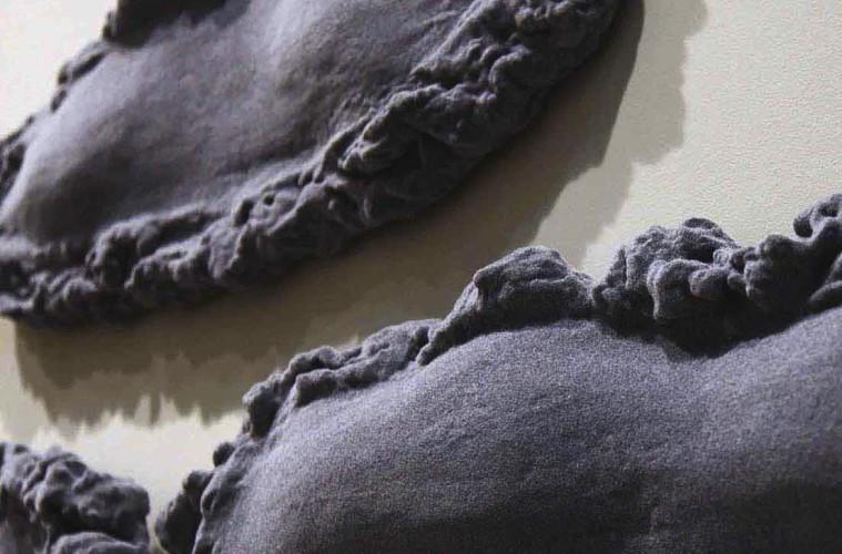 Pino Pinelli. Come una musica visiva, Galleria Cardi Pietrasanta, Pietrasanta (LU) (particolare dell'invito)