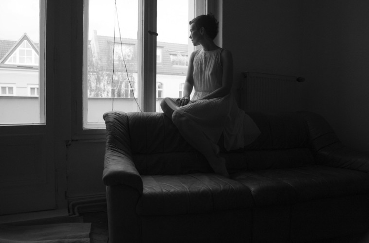 Ina Otzko, Interiors 72-12, 2012-13, baryt print, 70x105 cm