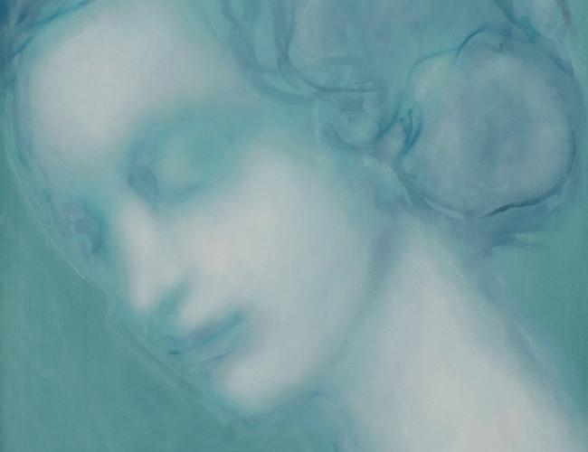 SATURNO-Madre-2015-Acrilico e olio su tela-52x45cm