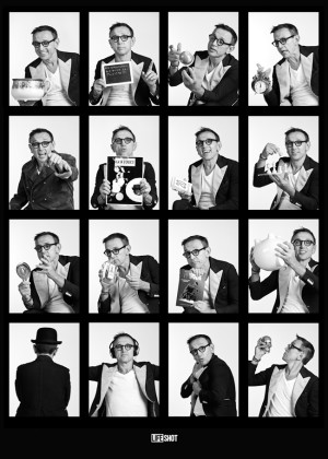Mr. Savethewall, LIFESHOT - Bruno Barbieri, 2015 stampa fine art, cm 140x100