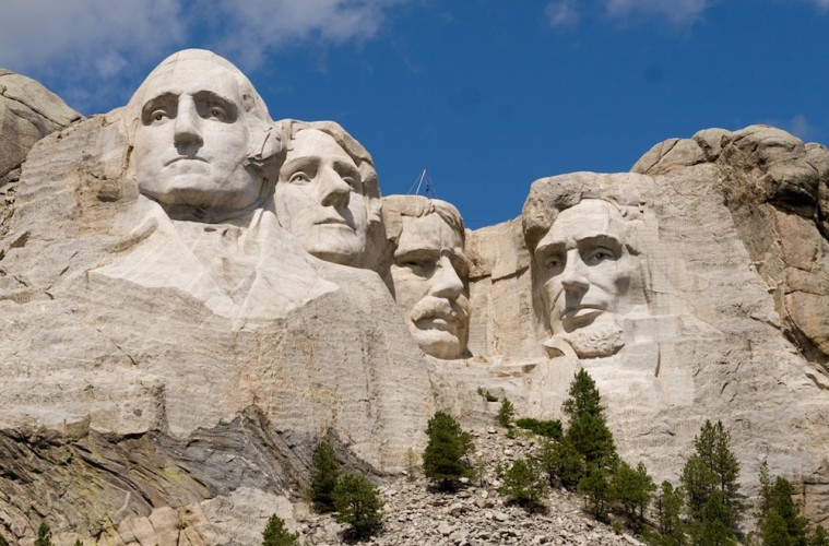 Mount Rushmore, Dakota, United States