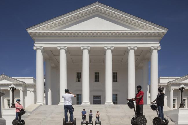 Thomas Jefferson, Virginia State Capitol, Richmond, Virginia, United States © Filippo Romano
