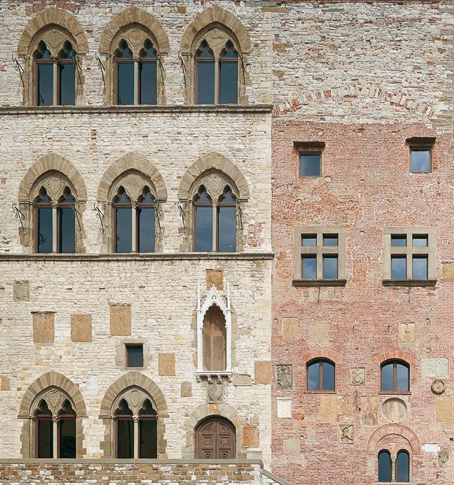 Palazzo Pretorio, part-esterno