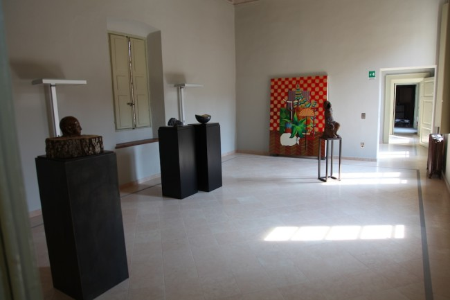 #introspezioni, Aron Demetz Michelangelo Galliani, Luca Moscariello, Massimiliano Pelletti
