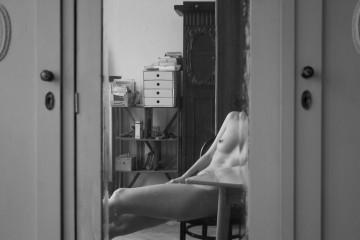 Ina Otzko, Interiors 72-12, 2012-13, baryt print, cm 70x105