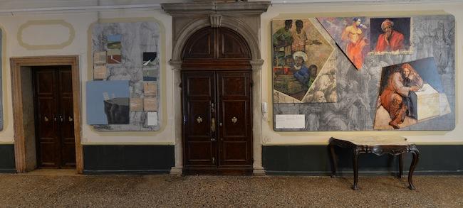 Italia Docet Laboratorium_P. Curti e Guida e artisti nigeriani