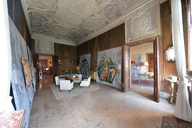 Italia Docet Laboratorium_Palazzo Barbarigo Minotto_sala tencalla