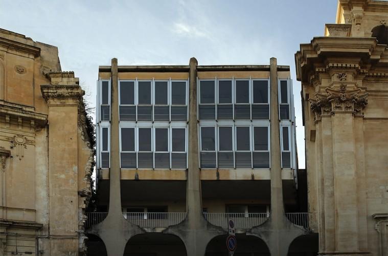 Spazi Docili, Convento dei Gesuiti a Scicli, 2015