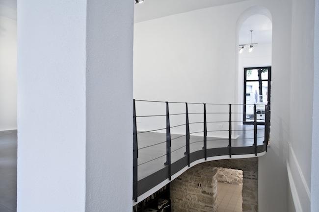 Veduta della galleria. Foto: Valentina Zamboni
