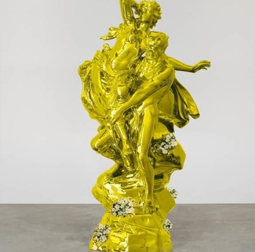 Jeff Koons, Pluto and Proserpina, 2010 - 2013, In Florence