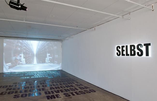 XXL - Arte e industria in dialogo_installation view, Foto: Ulrich Egger