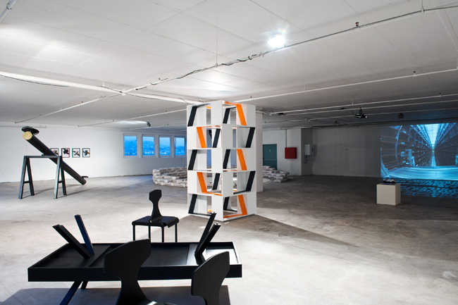 XXL - Arte e industria in dialogo_installation view. Foto: Ulrich Egger